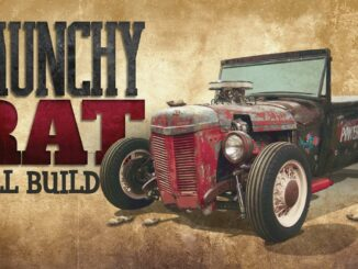 1929 Ford Roadster Raunchy Rat Rod