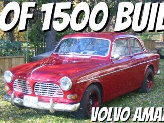 1967 Volvo Amazon 123 GT