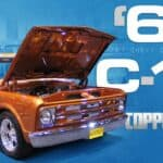 Copperhead 1967 Chevy C10 Street Truck Built from the Frame Up