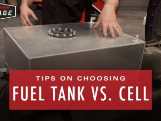 Fuel Cell vs. Fuel Tank
