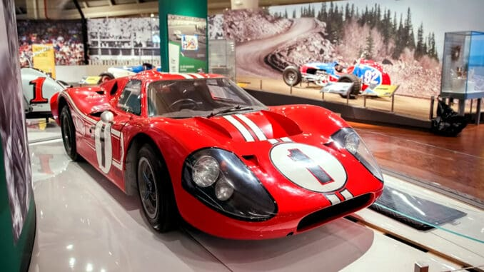 Henry Ford Museum Collection of Motorsport History