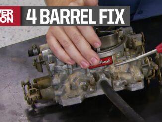 Edelbrock 4-Barrel AFB-style Performance Carburetor