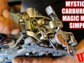 How To Tune Out Carburetor Hesitation ~ Accelerator Pump Magic