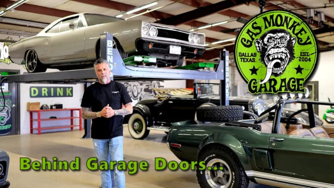 Inside Gas Monkey Garage with Richard Rawlings
