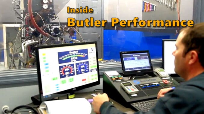 Butler Performance Group Shop Tour