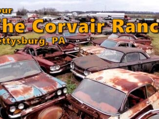 The Corvair Ranch Gettysburg PA