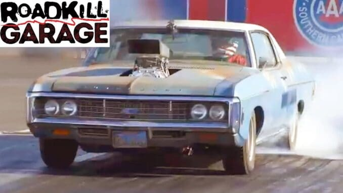 The Roadkill Crusher Impala