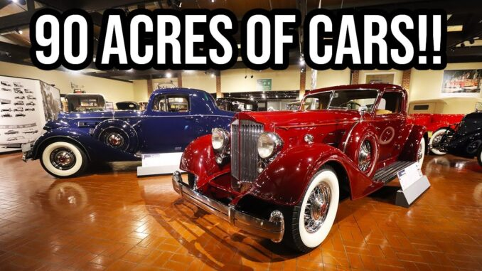 The Gilmore Car Museum ~ North America's Largest Auto Museum