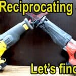 Which Cordless Sawzall Reciprocating Saw is Best?