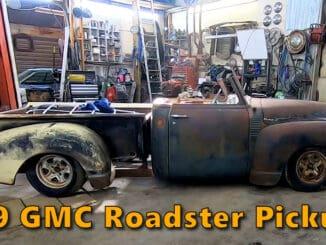 1949 GMC Roadster Pickup Truck