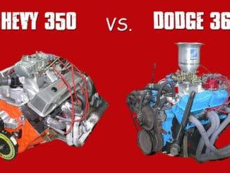 Chevy 350 vs Dodge 360