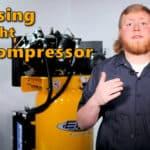 Garage Air Compressor
