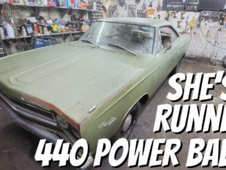 DD Speed Shop's Big Block 440 Powered 1968 Road Runner Build