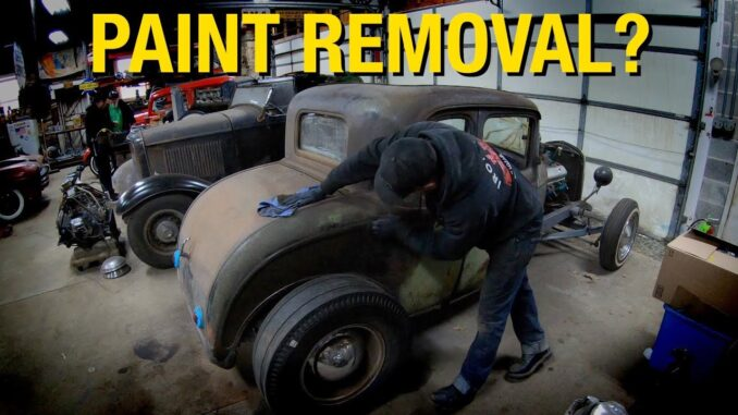 How To Remove A Bad Paint Job Without Damaging The Original Paint