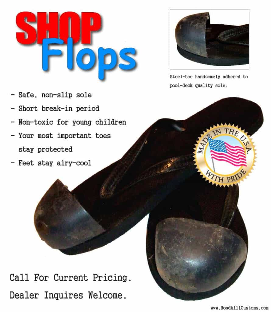 ShopFlops from Roadkill Customs