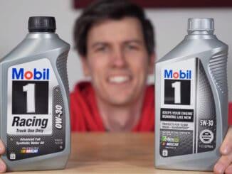 Racing Oil in a Road Car