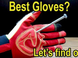 Which Work Gloves Are Best? Milwaukee, Ironclad, Mechanix, Carhartt