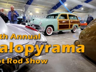 16th Annual Jalopyrama Hot Rod Show