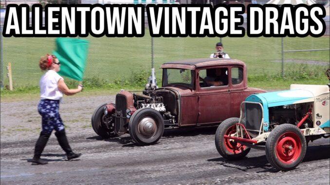 2021 Allentown Vintage Drags