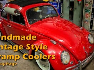 Handmade Vintage Style Swamp Coolers
