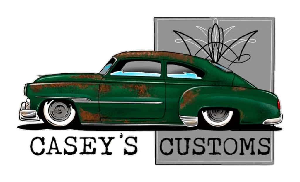 1951 Chevrolet Chassis Swap Rendering