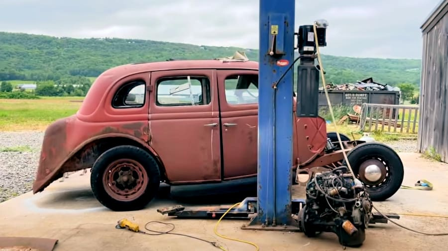 1936 Ford Donor Car
