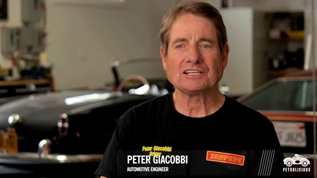 Peter Giacobbi Automotive Engineer