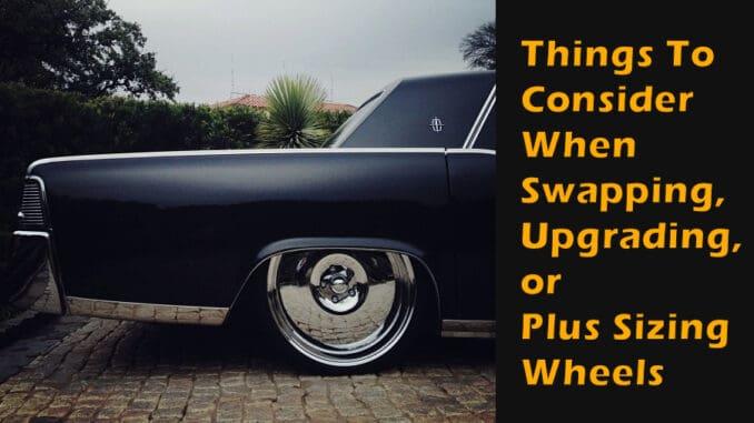 Plus-Sized Wheel