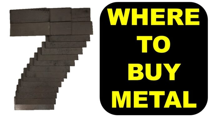 Metal for Projects