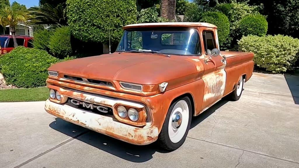 1962 GMC Truck