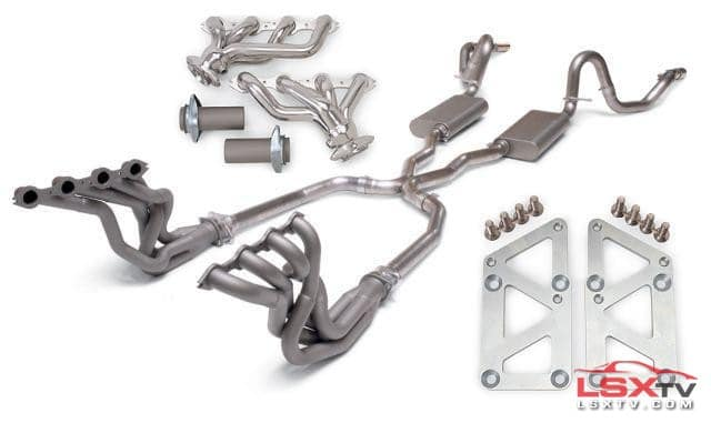 Edelbrock A-Body Full Exhaust Kit