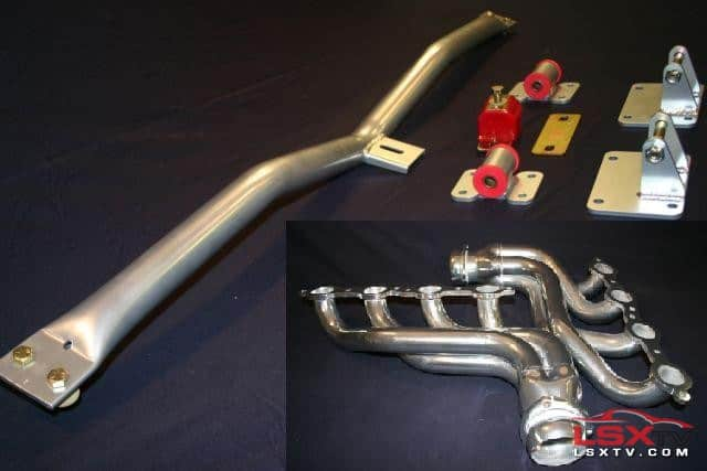 1964-1967 A-Body Header Kit
