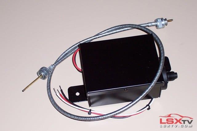 VVS Speedometer Converter