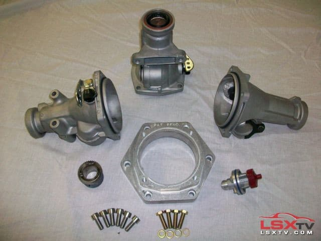 4L60 Tail-shaft Adapter