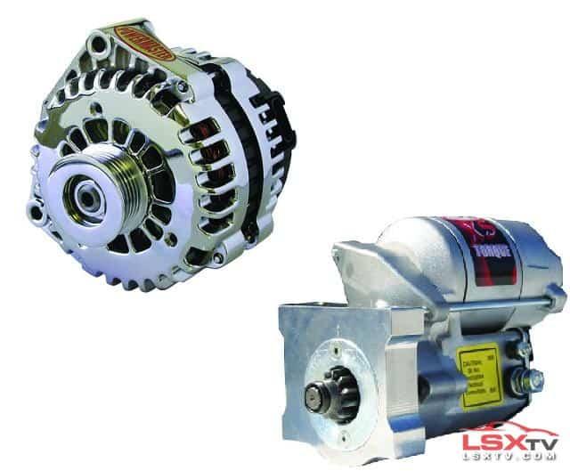 LSX Accessories